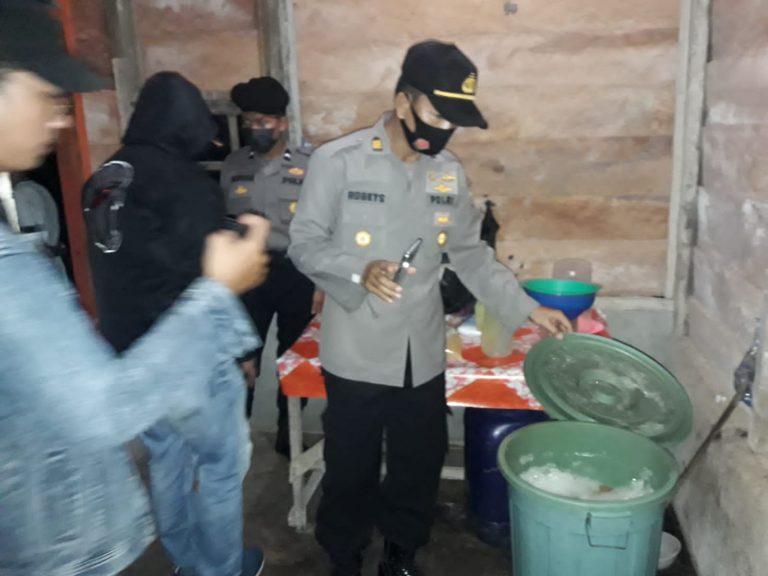Photo of Tekan Kasus Tindak Kriminal, Polres BS Gelar Razia Pekat