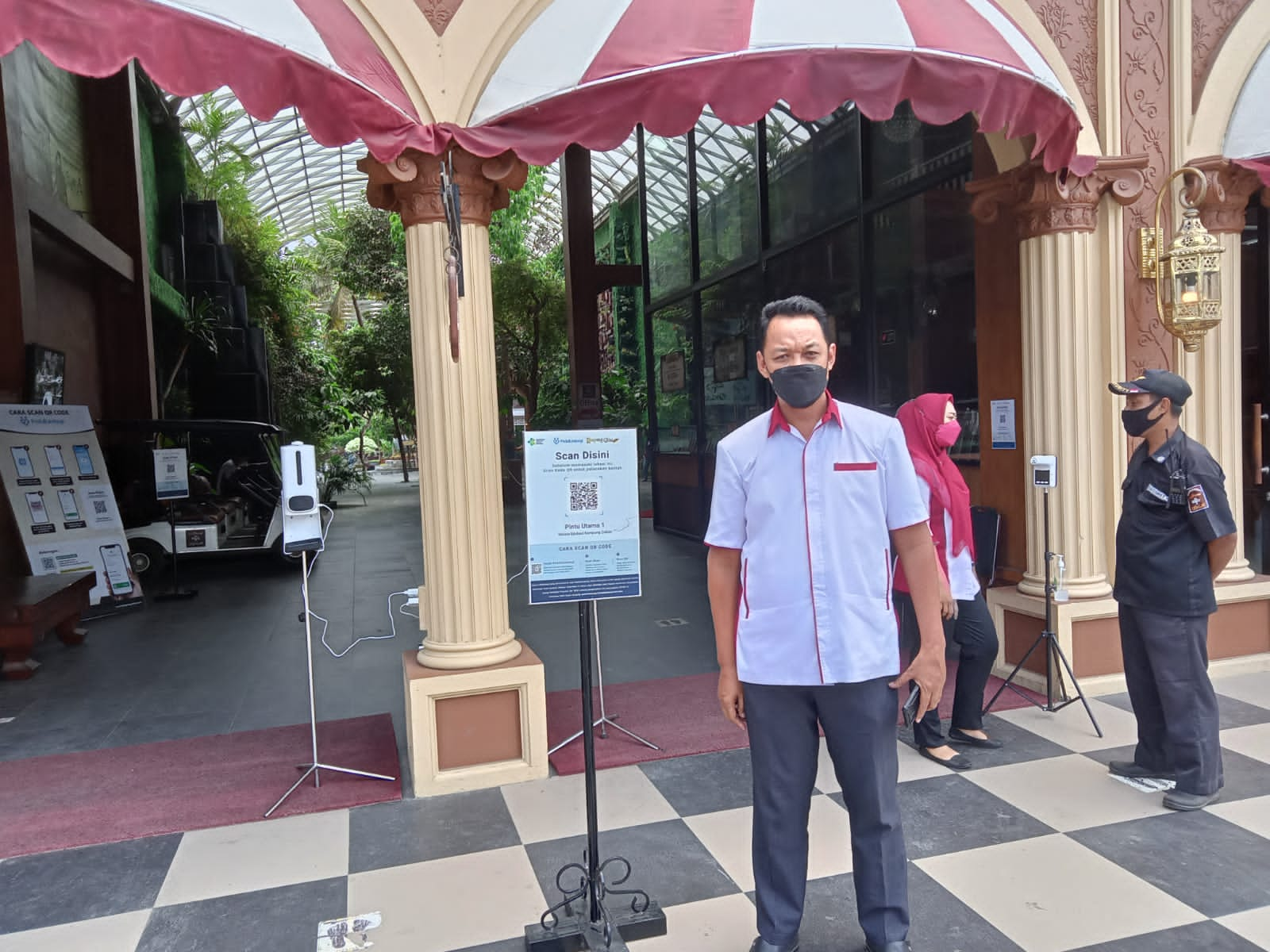 Photo of Kampung Coklat Salah Satu Tempat Wisata Boleh Buka, Ini Alasannya