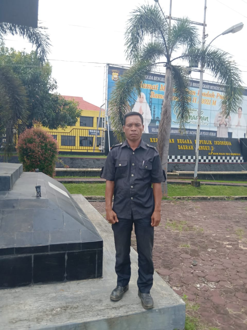 Photo of LSM Ganses Laporkan Dugaan Mark Up Proyek Peningkatan Fasilitas Pasar Giri Mulya