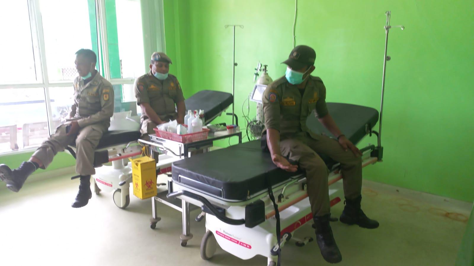 Photo of Bentrok Di Pasar Lelo Sergai 4 Personil Satpol-PP Luka Luka