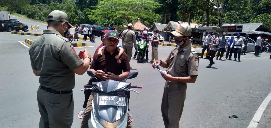 Photo of Hari Libur, Tim Gabungan Lakukan Operasi Besar-Besaran , Sasar Tempat Wisata Pantai