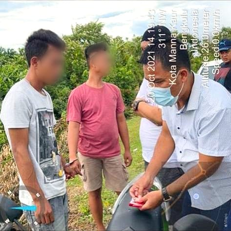 Photo of Usai Transaksi Sabu, Warga Air Umban diamankan Satresnarkoba Polres Bengkulu Selatan