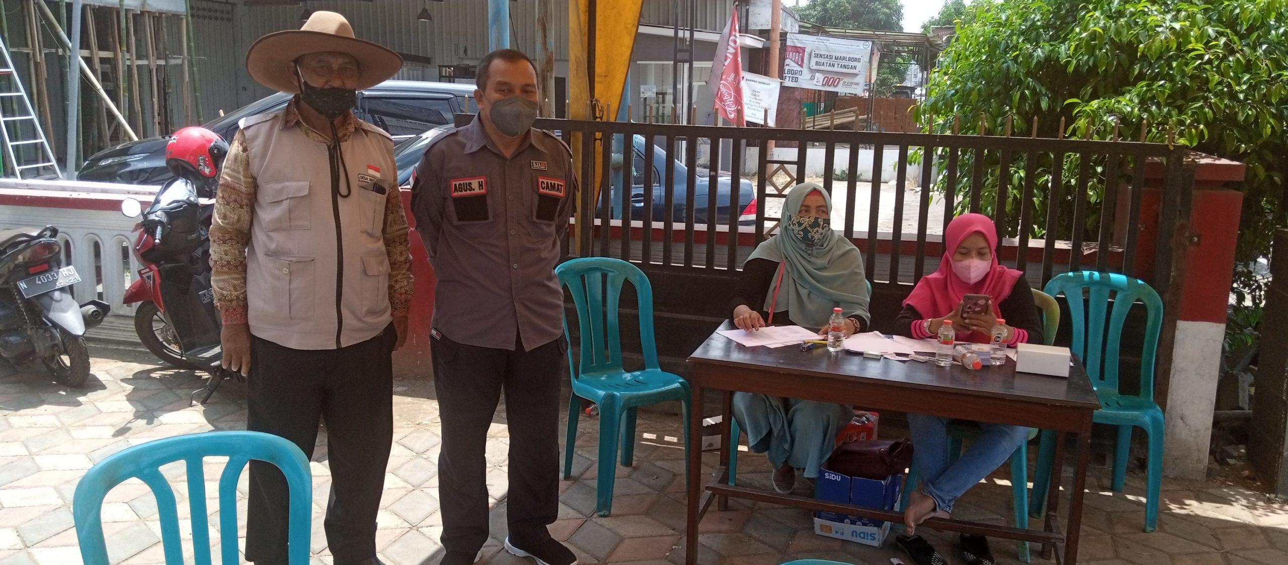 Photo of 15 Desa di Kecamatan Pakis Tuntas Vaksin Dosis 1
