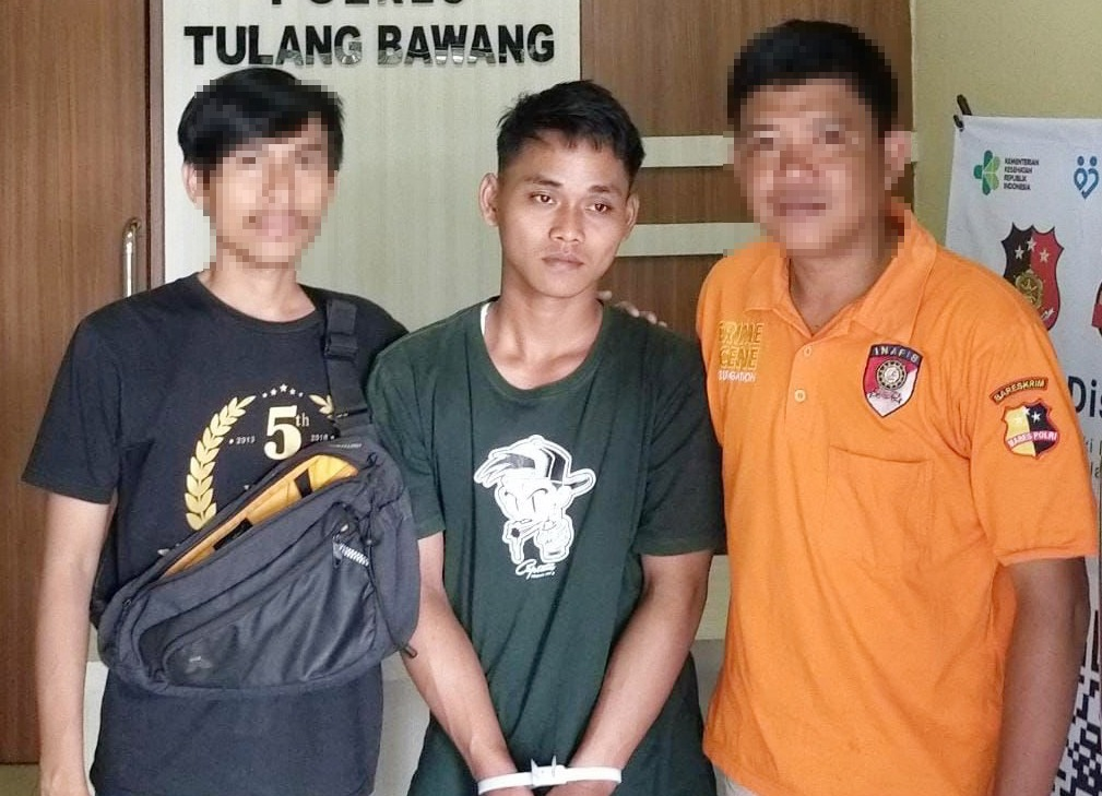 Photo of Polres Tulang Bawang Tangkap Pelaku Cabul
