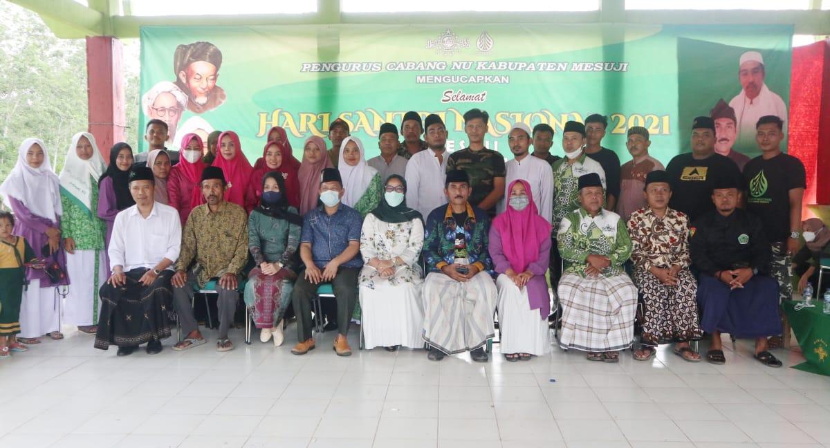 Photo of Anggota DPR RI Fraksi PKB, Ela Siti Nuryamah Peringati Hari Santri di Kabupaten Mesuji