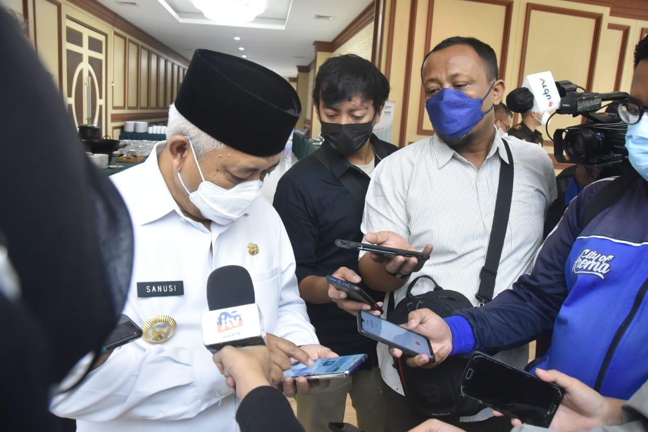 Photo of Soal Stunting, Sanusi : Datanya Jangan Ditutup-tutupi
