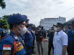 Photo of Semangat dan Harapan Yang Tinggi Selalu Ditanamkan Dedy Wahyudi Kepada Seluruh Personel Damkar Kota Bengkulu