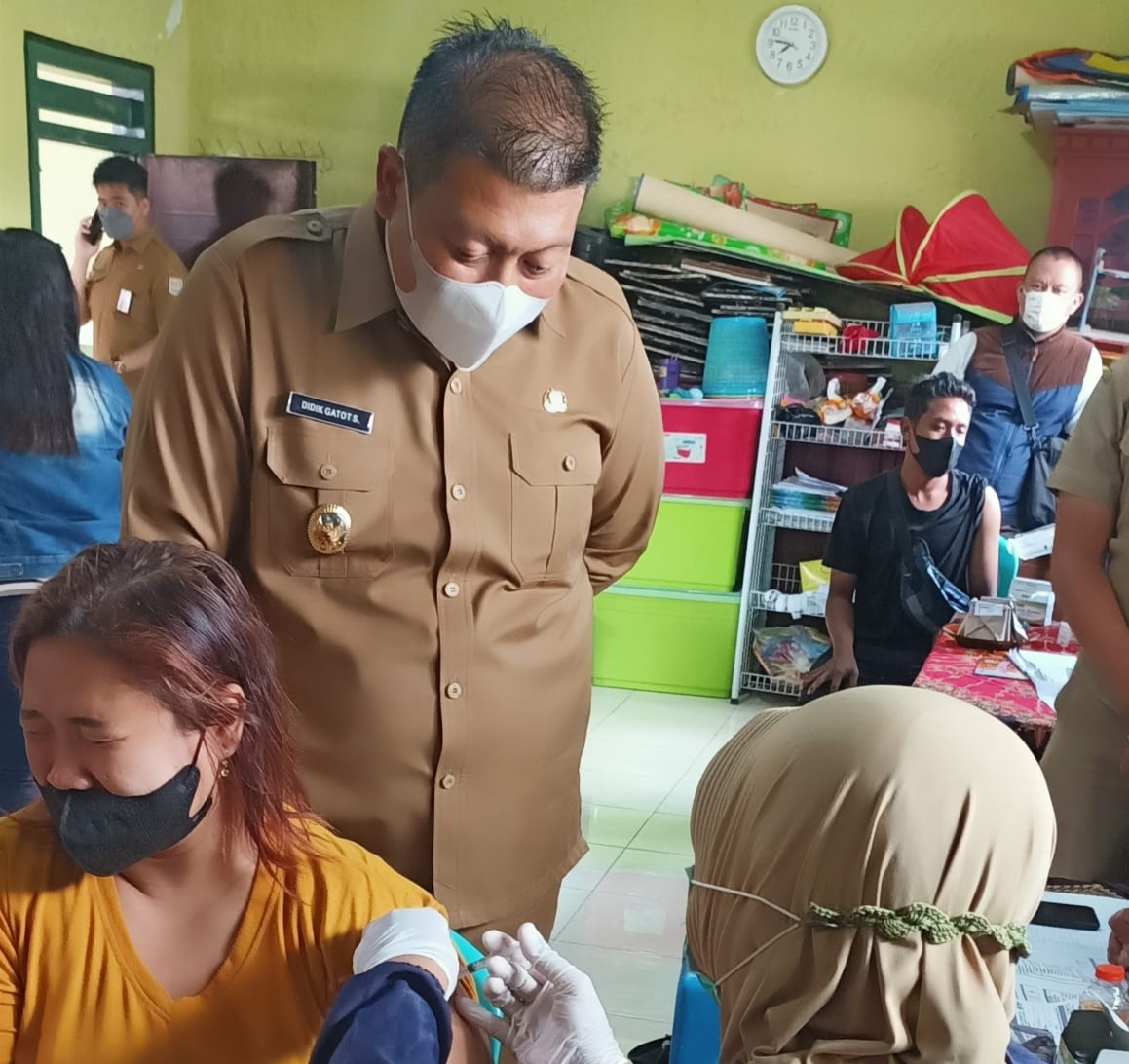 Photo of Kabupaten Malang Masuk PPKM Level 2, Akhir November Vaksinasi Dosis 2 Ditarget Tuntas