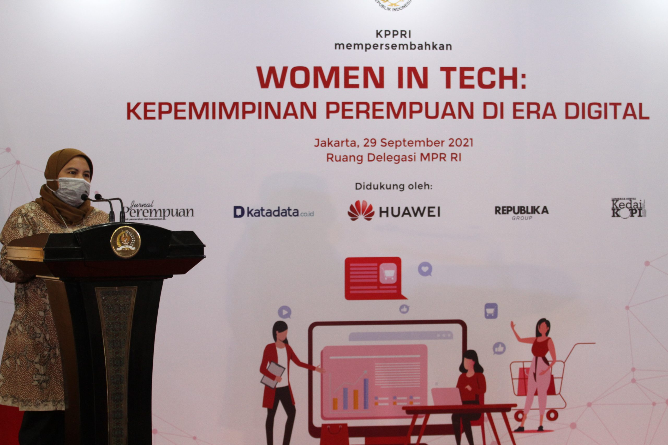 Photo of Menguatkan Kepemimpinan Perempuan di Era Digital