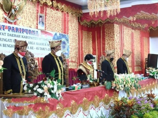 Photo of DPRD BU Gelar Rapat Paripurna Istimewa Dalam Rangka HUT Kota Arga Makmur Ke-45